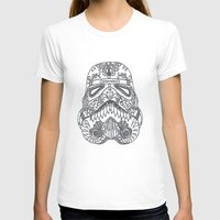 storm trooper T-shirts featuring Storm Trooper by ChloeHunt