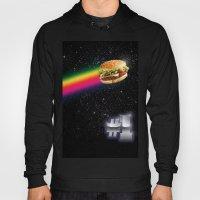 #1 Burger Hoody