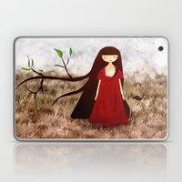 Branch Hair Laptop & iPad Skin