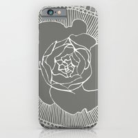 iPhone & iPod Case featuring Rose Mandala by Angelina Bowen