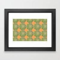 Lime Fruit Photo Print Framed Art Print