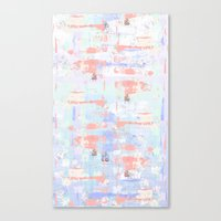 An Inanimate Biography Canvas Print