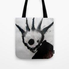 Punk Macabre Tote Bag