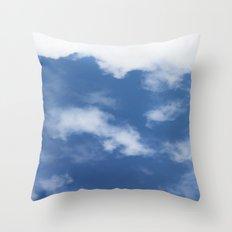 Sky 1 Throw Pillow
