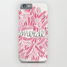 Pardon My French – Pink iPhone 6 Slim Case