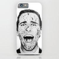 American Psycho iPhone 6 Slim Case