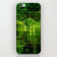 river iPhone & iPod Skin