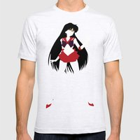 Sailor Mars Mens Fitted Tee Ash Grey SMALL