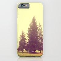 Four In The Mist iPhone 6 Slim Case