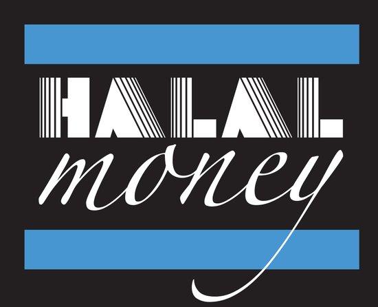HALAL MONEY Art Print