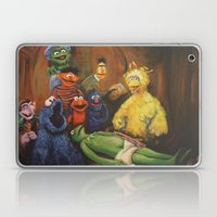 The Anatomy Lesson of Dr. Bird Laptop & iPad Skin