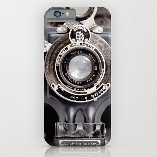 67-6 VINTAGE CAMERA COLLECTION  iPhone & iPod Case