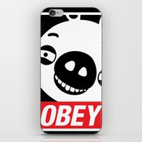 Angry Birds - Level Fail… iPhone & iPod Skin