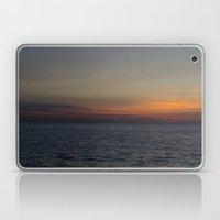 Sunrise over Lake Michigan Laptop & iPad Skin