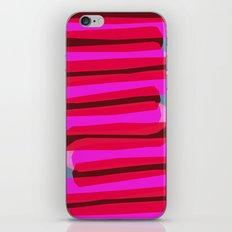 Pink stack  iPhone & iPod Skin