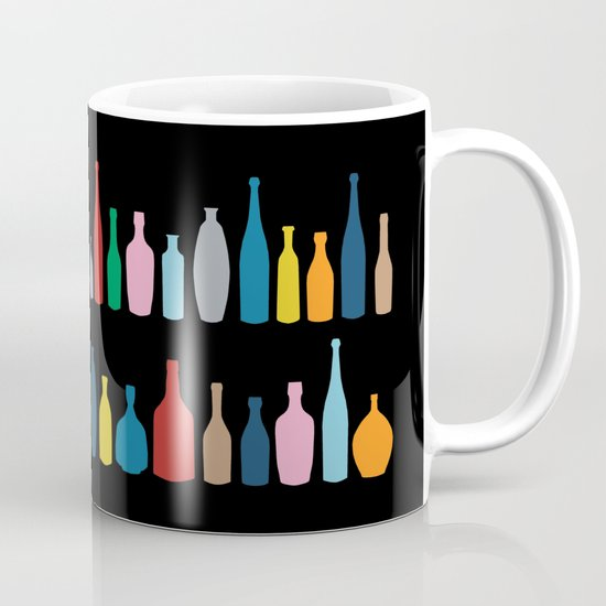 Black Bottle Multi Mug