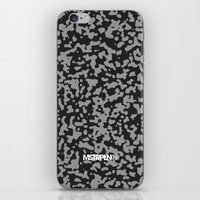 Comp Camouflage Pattern … iPhone & iPod Skin