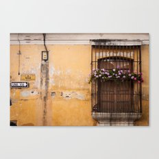 Amarillo Canvas Print