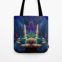 Sea Creature #2: The Shy… Tote Bag
