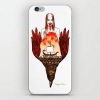 Metamorphoses of Philomela iPhone & iPod Skin