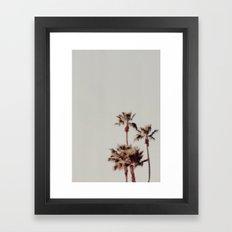 LA California  Framed Art Print