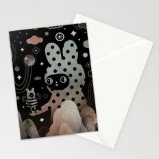 Nighty Night Stationery Cards