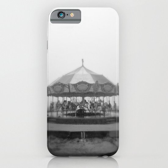Silent Beach Park iPhone & iPod Case