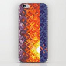 Kaleidoscope Sunset iPhone & iPod Skin