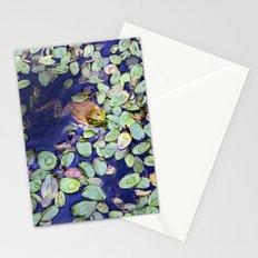 Mr. Frog Stationery Cards