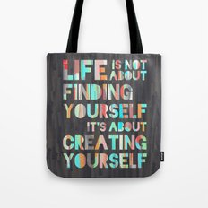 Create Yourself Tote Bag