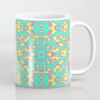 Electric Pattern Mug