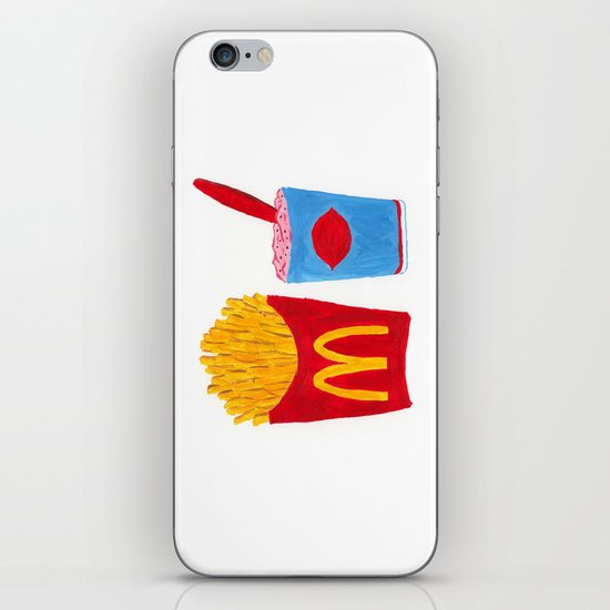 McD's & DQ iPhone & iPod Skin