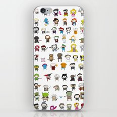 Archetypes iPhone & iPod Skin