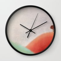 One Tree Hill Wall Clock