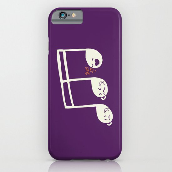 Sounds O.K. (off key) iPhone & iPod Case