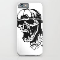 iPhone & iPod Case featuring SNAPBACK by Hurtin Albertan