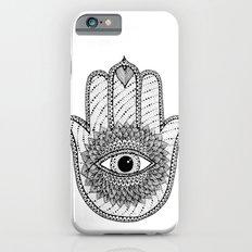 Hamsa white Slim Case iPhone 6s