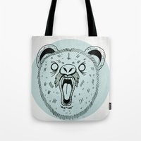 THE BEAR Tote Bag