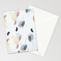 downy flake Stationery Cards