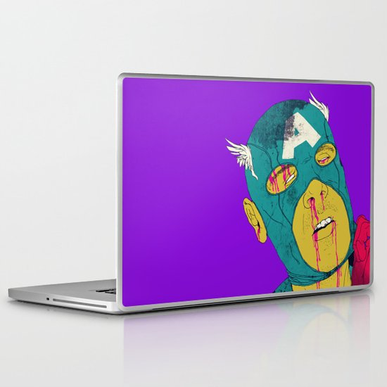 Soc! Laptop & iPad Skin