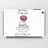 Home, Home for Deranged iPad Case