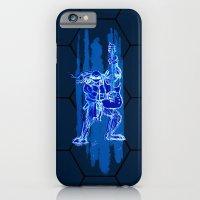 iPhone & iPod Case featuring TMNT Rock: Leo by LightningArts