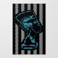 Nefertiti (version 2.0)  Canvas Print