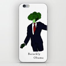 Barackly Obama iPhone & iPod Skin