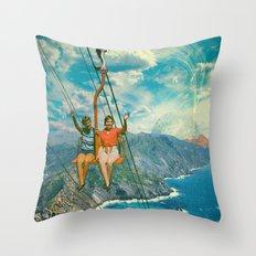 The Lift Throw Pillow