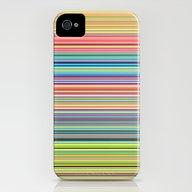 STRIPES17 iPhone (4, 4s) Slim Case