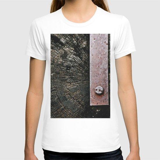 Wooden Energy T-shirt