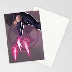 Psylocke Stationery Cards