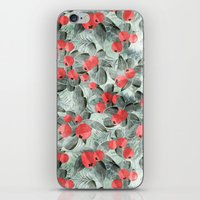 very berry iPhone & iPod Skin