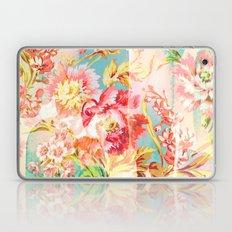 hide and seek floral Laptop & iPad Skin